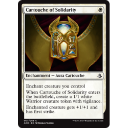 Cartouche of Solidarity