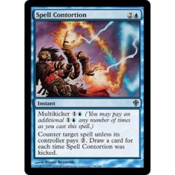 Spell Contortion