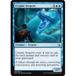 Cryptic Serpent