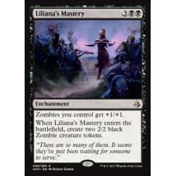 Liliana's Mastery
