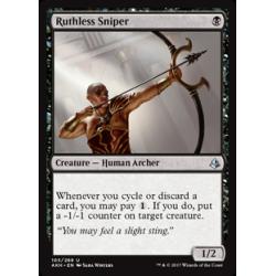 Ruthless Sniper