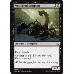 Wasteland Scorpion