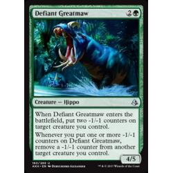 Defiant Greatmaw
