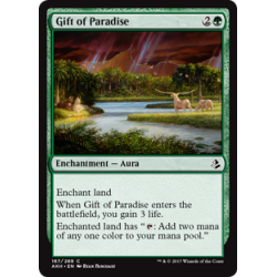 Geschenk des Paradieses