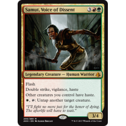 Samut, Voice of Dissent