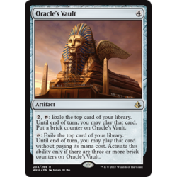 Oracle's Vault