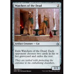 Gardiens des morts