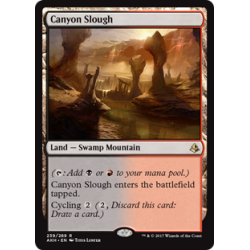 Canyon Slough