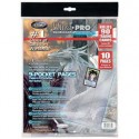 Ultra Pro - Platinum 9-Pocket Pages, 10ct