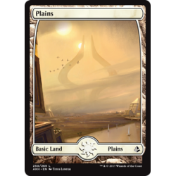 Plaine - Full Art