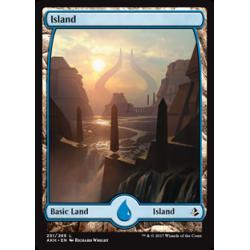 Island (251) - Full Art