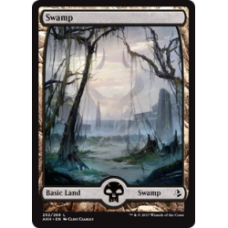 Swamp (252) - Full Art