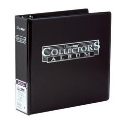 "3"" Black Collectors Album"