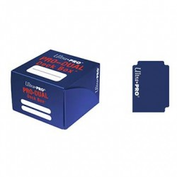 Ultra Pro - PRO Dual Standard Deck Box - Blue
