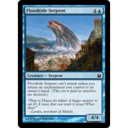 Serpent des flots déchaînés