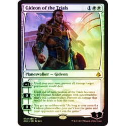 Gideon of the Trials - Foil