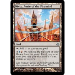 Nivix, Aerie of the Firemind