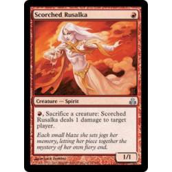 Rusalka brûlée