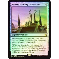 Throne of the God-Pharaoh - Foil