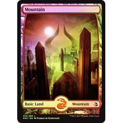 Mountain (253) - Full Art Foil