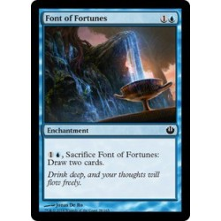 Fontaine des fortunes