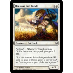 Oreskos Sun Guide