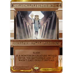 Containment Priest - Invocation