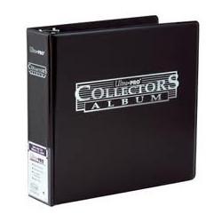 "3"" Black Collectors Album"