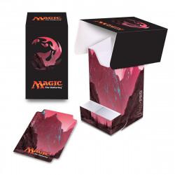 Ultra Pro - Mana 5 Deck Box with Tray - Mountain