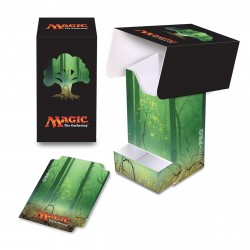 Ultra Pro - Mana 5 Deck Box with Tray - Forest