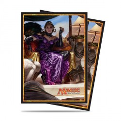 Ultra Pro - Amonkhet Standard Deck Protector 80ct Sleeves - Liliana