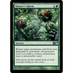 Nature's Spiral