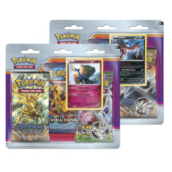 Pokemon - 3 Pack Blister - Bundle (Yveltal + Xerneas)