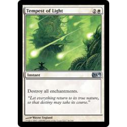 Tourmente de lumière