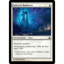 Epharas Ausstrahlung