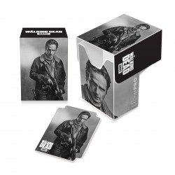 Ultra Pro - The Walking Dead Deck Box - Rick