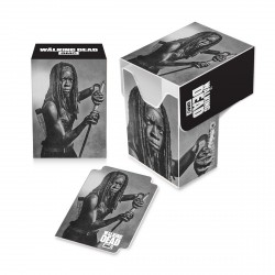 Ultra Pro - The Walking Dead Deck Box - Michonne