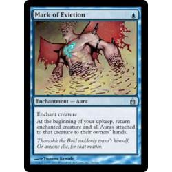 Marque d'expulsion