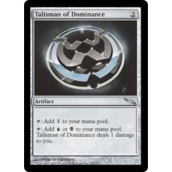 Talisman de dominance