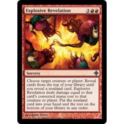 Explosive Revelation