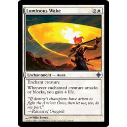Luminous Wake