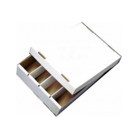 BCW - Storage Box with Lid - 4000 Cards