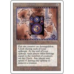 Horloge de l'Armaguedon
