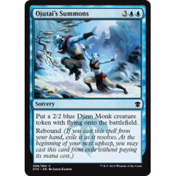 Ojutai's Summons