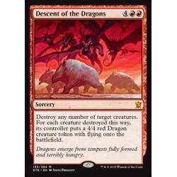 Descente des dragons