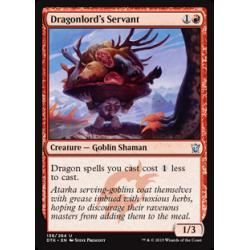 Servant du seigneur-dragon