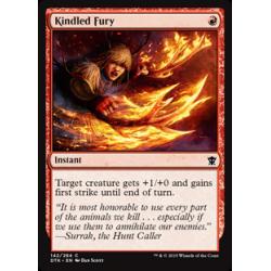 Kindled Fury