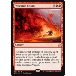 Vision volcanique