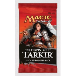 Khans of Tarkir Booster Pack