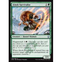 Ainok Survivalist